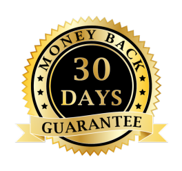 Support and Documentation Money back guarantee