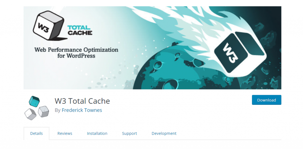 w3 total cache image