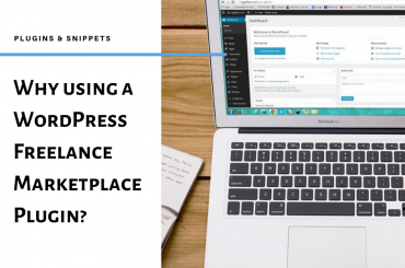 Why using a WordPress Freelance Marketplace Plugin_