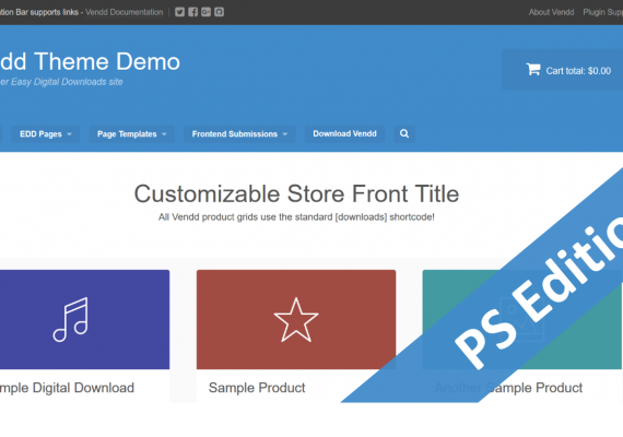 Welcome to Plugins & Snippets! Offering EDD stores & WordPress Plugins