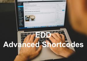 EDD Advanced Shortcodes