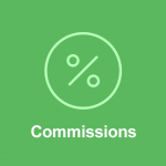 commissions plugin for digital product marketplace
