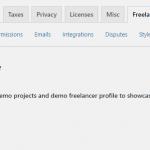 Freelancer Marketplace Plugin Demo Marketplace Install