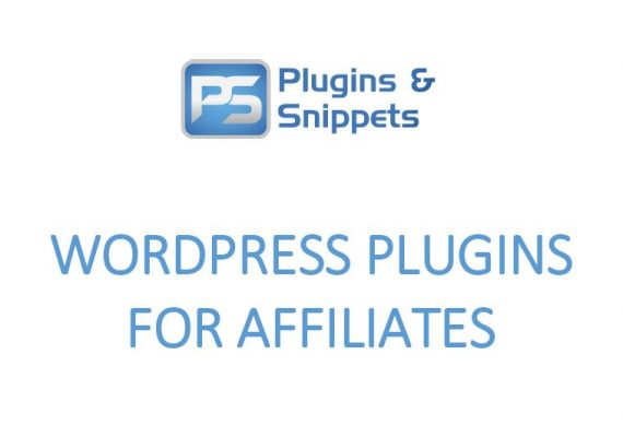 WordPress Plugins for Affiliates