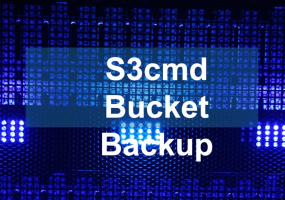 S3 Bucket Backup Script